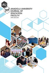 Anadolu Üniversitesi Eğitim Fakültesi Dergisi