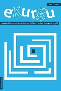 Kurgu Anadolu Üniversitesi İletişim Bilimleri Fakültesi Uluslararası Hakemli İletişim Dergisi